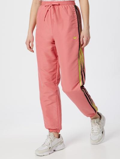 ADIDAS ORIGINALS Pantalon en rose, Vue avec modèle