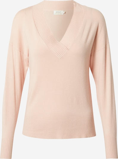 ONLY Pullover 'Mauda' in rosa, Produktansicht
