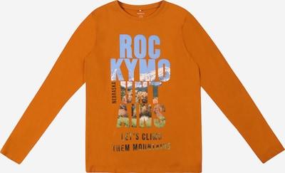 NAME IT Shirt 'LANCE' in de kleur Sinaasappel, Productweergave