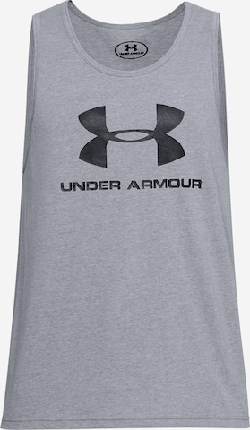 T-Shirt fonctionnel UNDER ARMOUR en gris