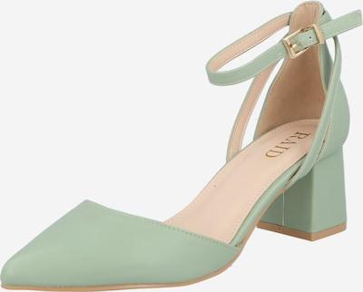 Raid Zapatos con plataforma 'HAZY' en menta, Vista del producto