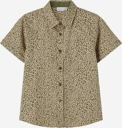 NAME IT Overhemd in de kleur Taupe / Kaki, Productweergave