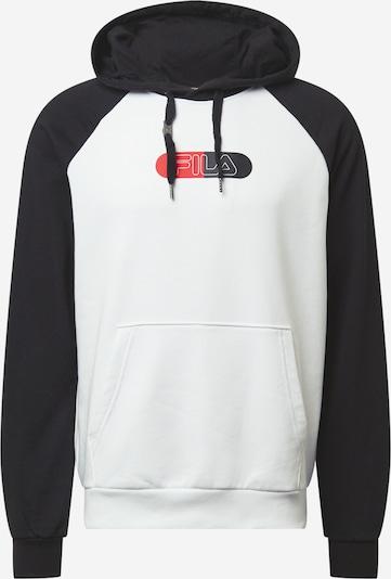 FILA Urheilullinen collegepaita 'JALON' värissä vaaleanpunainen / musta / valkoinen, Tuotenäkymä