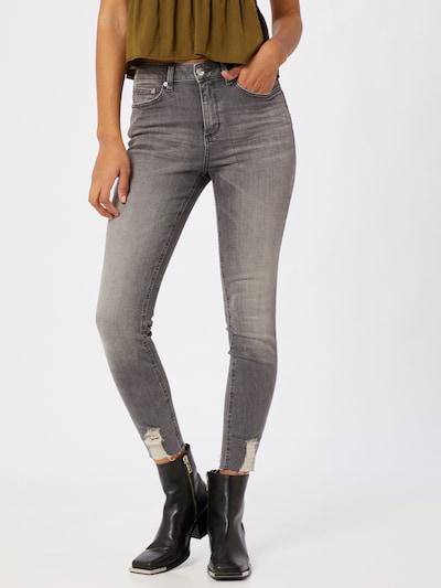 TOM TAILOR DENIM Jeans in de kleur Grijs, Modelweergave