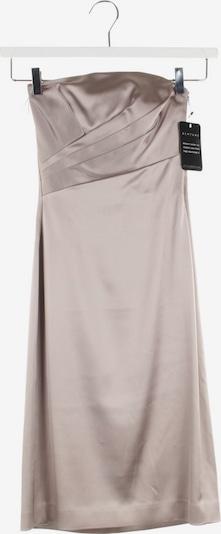 Alberta Ferretti Kleid in XS in taupe, Produktansicht