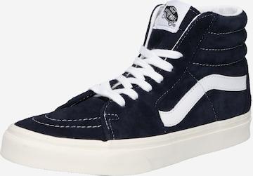 Baskets hautes 'UA SK8-Hi' VANS en bleu