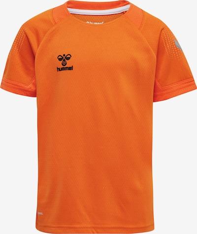 Hummel Funktionsshirt in orange, Produktansicht