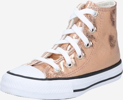 CONVERSE Sneaker 'CTAS HI' in rosegold / weiß, Produktansicht