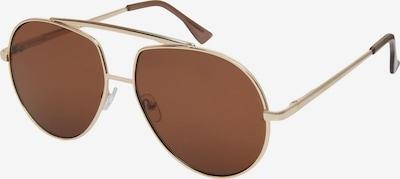 VERO MODA Sonnenbrille 'Luz' in gold, Produktansicht