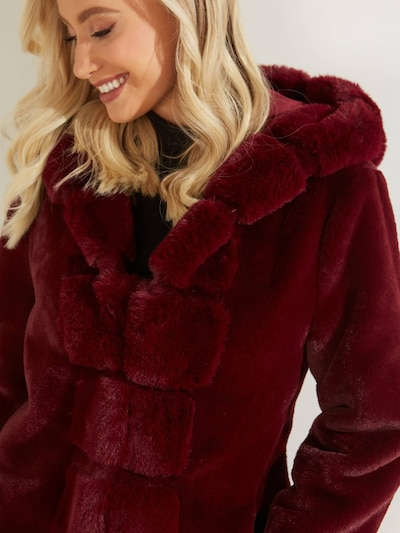 GUESS Jacke in rot, Produktansicht