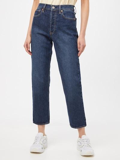 GAP Jeans 'BELENA' in dunkelblau, Modelansicht