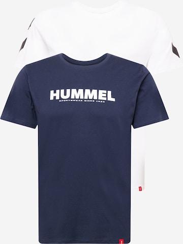 Hummel Funksjonsskjorte 'LEGACY' i blå
