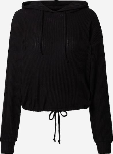 Gina Tricot Sweatshirt 'Stina' i sort, Produktvisning