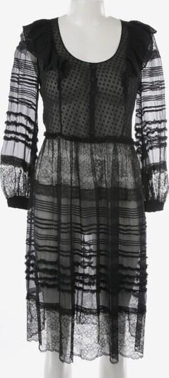 Derek Lam Seidenspitzenkleid in XS in schwarz, Produktansicht