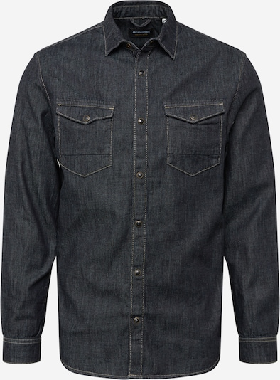 JACK & JONES Košile - modrá džínovina, Produkt