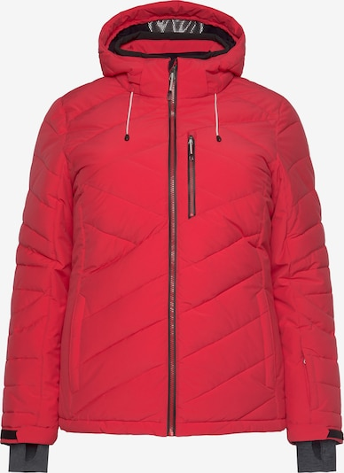 KILLTEC Jacke in rot, Produktansicht