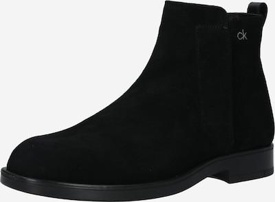 Calvin Klein Zābaki, krāsa - pelēks / melns, Preces skats