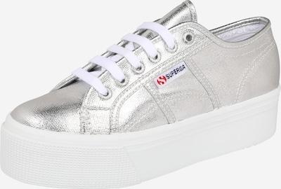 SUPERGA Sneaker in silbergrau, Produktansicht