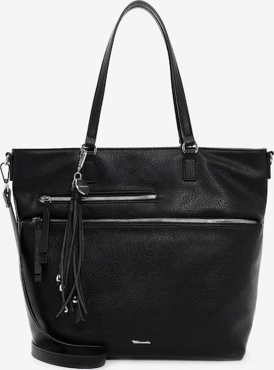 TAMARIS Shopper 'Adele' in de kleur Zwart, Productweergave