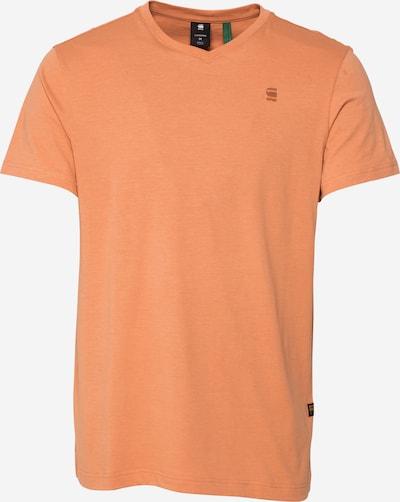G-Star RAW Tričko - jasně oranžová, Produkt