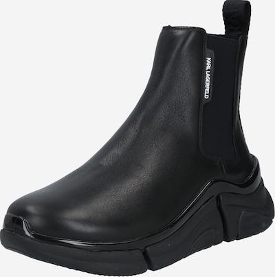 Karl Lagerfeld Chelsea boty 'VENTURE' - černá, Produkt