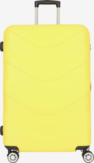 Stratic Trolley in gelb / schwarz, Produktansicht