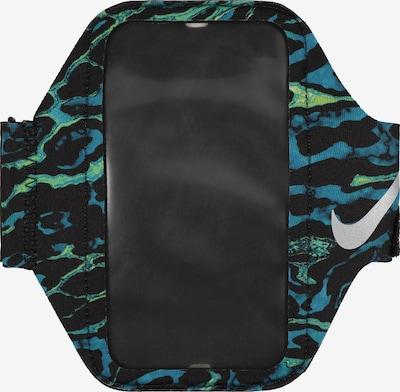 NIKE Accessoires Accessoire en bleu ciel / émeraude / vert clair / noir, Vue avec produit