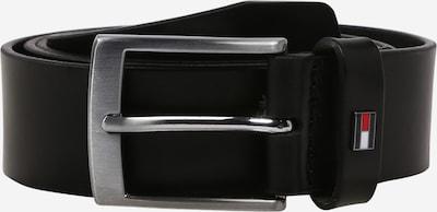 TOMMY HILFIGER Gürtel 'Adan' in navy / rot / schwarz / weiß, Produktansicht