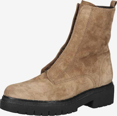 GABOR Lace-Up Ankle Boots in Beige, Item view