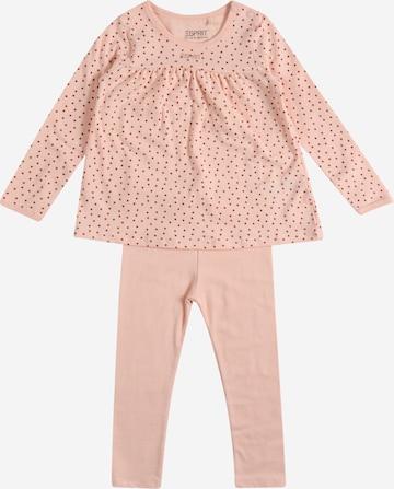 ESPRITKomplet - roza boja