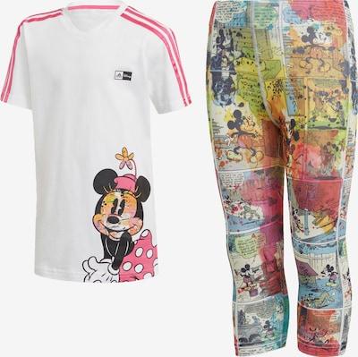 ADIDAS PERFORMANCE Set 'Minnie Mouse' in mischfarben / pink / weiß, Produktansicht