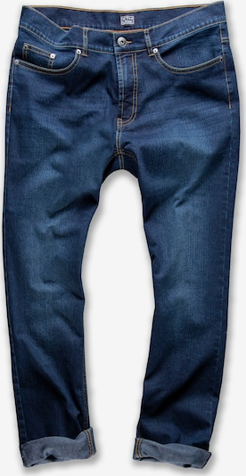 STHUGE Jeans in de kleur Blauw denim, Productweergave