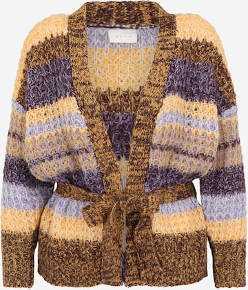 Vila Petite Knit Cardigan 'ABRIL' in Mixed colors