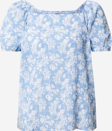 Orsay Shirt in Blau