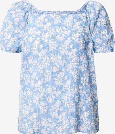 Orsay Majica u svijetloplava / bijela, Pregled proizvoda