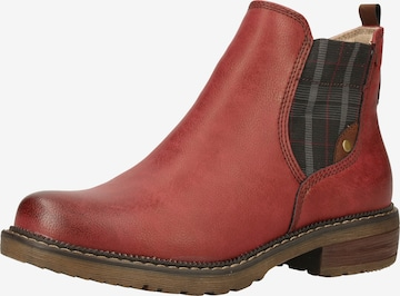 Relife Chelsea Boots in Rot