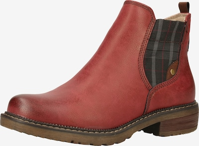 Relife Chelsea Boots in rostrot, Produktansicht