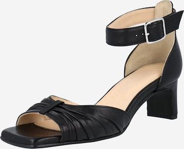 SELECTED FEMME Sandale in Schwarz