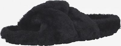 TAMARIS Slippers in Black, Item view