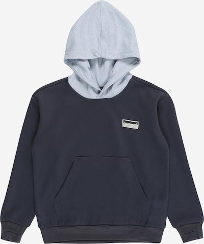 Hummel Sudadera 'JOBSE' en azul oscuro / gris claro, Vista del producto