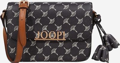 JOOP! Tasche in nachtblau / braun / weiß, Produktansicht