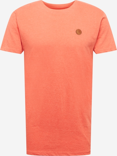 Alife and Kickin T-Shirt 'Maddox' in braun / lachs, Produktansicht