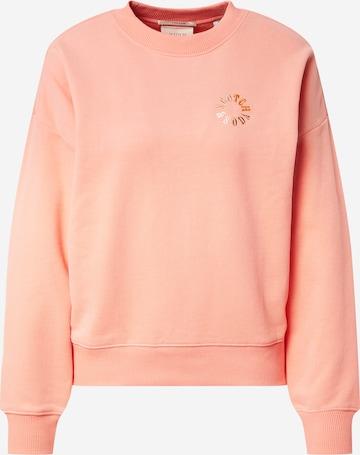 SCOTCH & SODA Sweatshirt in Pink