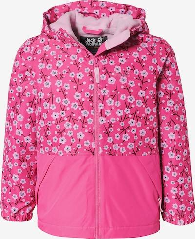 JACK WOLFSKIN Winterjacke 'Snowy Days' in pink / rosa, Produktansicht