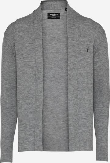 AllSaints Strickjacke in graumeliert, Produktansicht