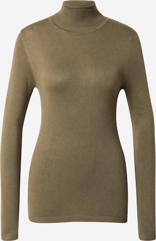 ICHI Sweater in Green