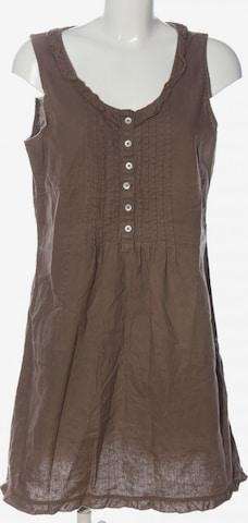 Venturini Milano Dress in XL in Brown