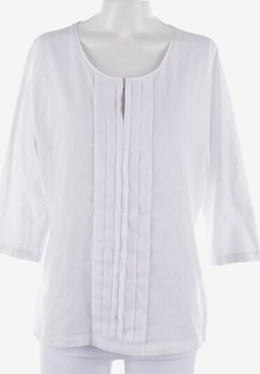 HUGO BOSS Shirt langarm in XL in weiß, Produktansicht