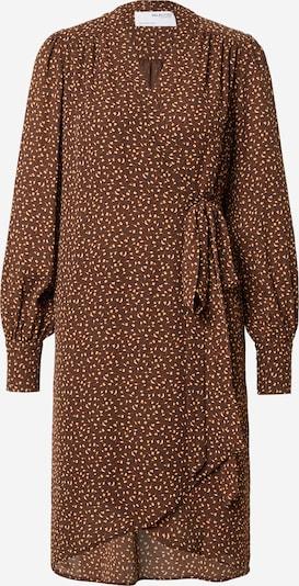 SELECTED FEMME Kleid 'ALVA' in beige / braun / cognac, Produktansicht