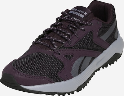 REEBOK Sports shoe in anthracite / black, Item view